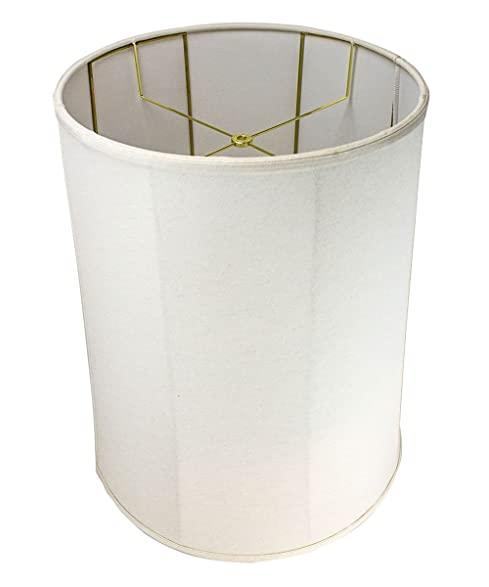 HomeConcept 161822DRLO Collapsible Drum Lamp Shade Premium Light ...