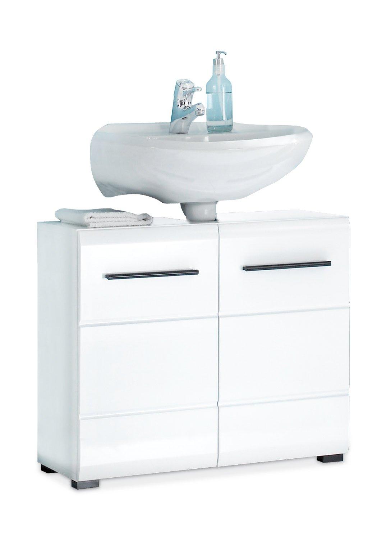 Waschbeckenunterschrank Waschtischunterschrank FLEMMING 1 ...