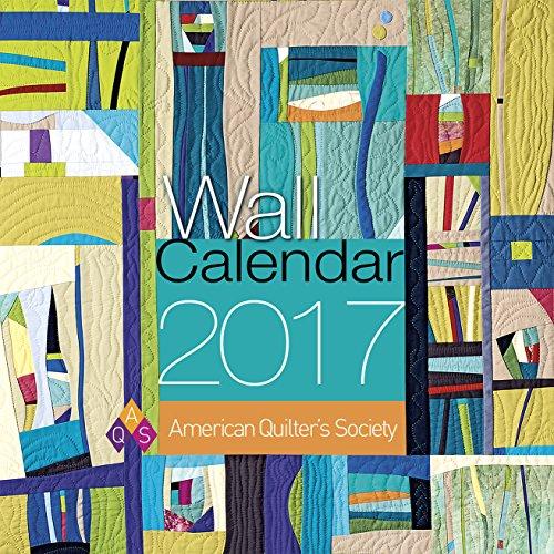 AQS 2017 Wall Calendar