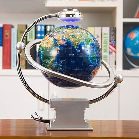 Innovative 3 inch Book Magnetic Levitation Floating Anti Gravity Globe World  WA