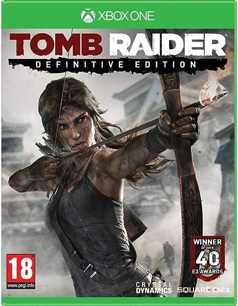 Tomb Raider - Definitive Edition [Importación Francesa]: Amazon.es: Videojuegos
