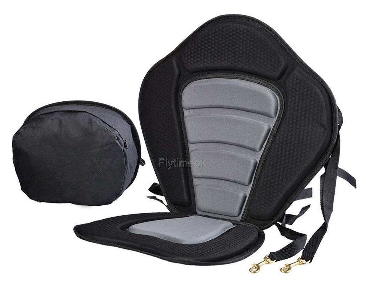 祝開店!大放出セール開催中 Kayak Kayak Seat Padding Padding B01CNZQWHO Deluxe Adjustable Safe Padded with Detachable Back Pack Practical by Canoe B01CNZQWHO, 甘いも販売所:219a59b1 --- senas.4x4.lt