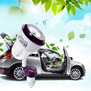 Car Steam Humidifier USB Charger