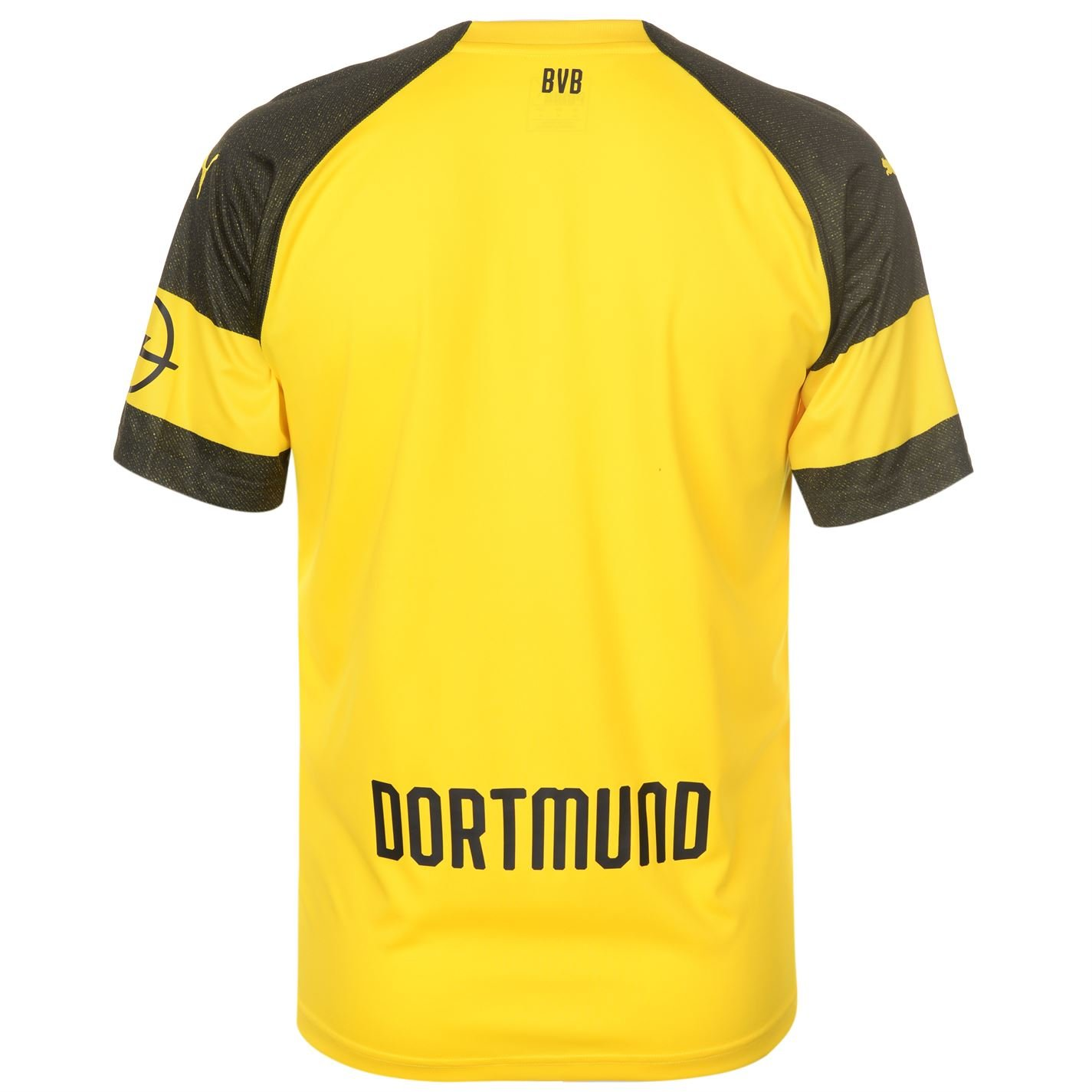 Amazon.com   PUMA 2018-2019 Borussia Dortmund Home Football Soccer T-Shirt  Jersey   Sports   Outdoors 561cc6bc9