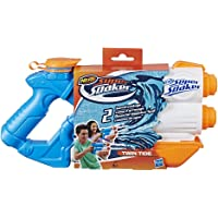 Hasbro E0024EU5 Super Soaker, Twin Tide Waterpistool, met Dubbele Spuitkracht