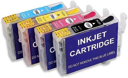 29XL Cartucho de tinta recargable completo Compatible para ...