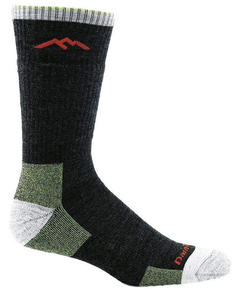 Darn Tough Vermont Merino Wool Boot Cushion Sock,Lime,Large by Darn Tough