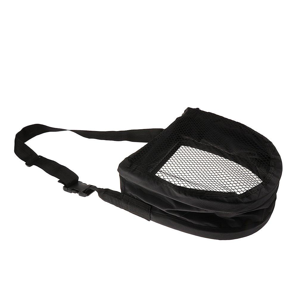 MagiDeal Angelschnur Tablett Mesh Bottom Stripping Basket Aufbewahrungsbox Mit Taille G/ürtel