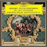 モーツァルト:フルート協奏曲第1番&第2番、フルートとハープのための協奏曲