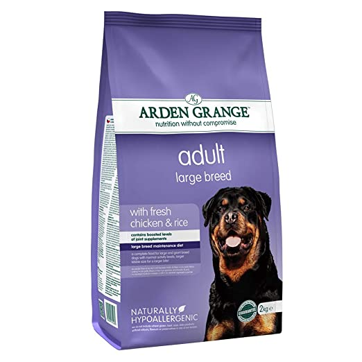 Arden Grange Adult Large Breed Dog with Chicken