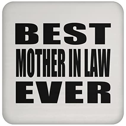 Amazon designsify best mother in law ever coaster high designsify best mother in law ever coaster high gloss coaster best gift for negle Images