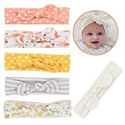 Newest Baby Headbands Turban Knotted, Girl's Hairbands for Newborn,Toddler and Childrens (LXZ39)