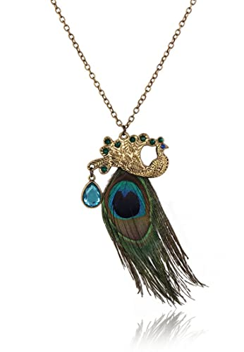 sterling product peacock feather items finish shiny pendant for std pc image silver