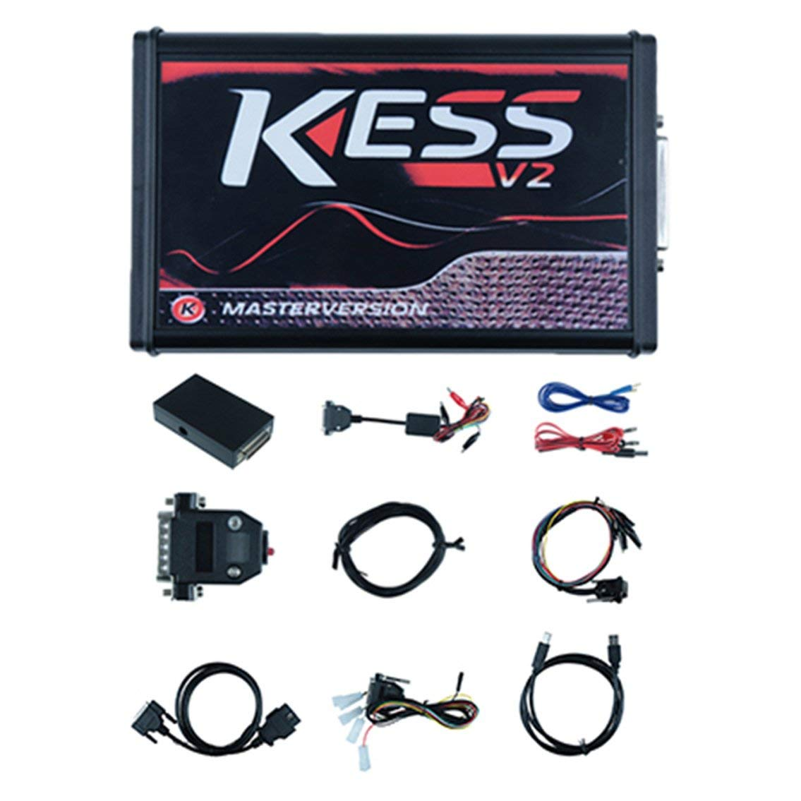 WA0069B KESS V2 5.017 Master Version Kein Token ECU Programmierwerkzeug OBD2 Manager Tuning Kit Auto Diagnose-Tool Set