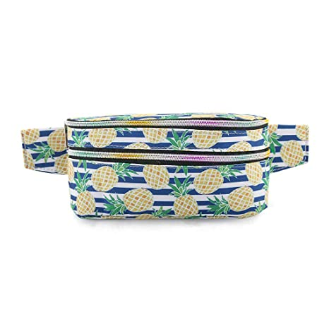 chenpaif Bolso de cinturón de Cintura de Moda para Mujer ...
