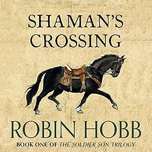 Shaman's Crossing Audiobook