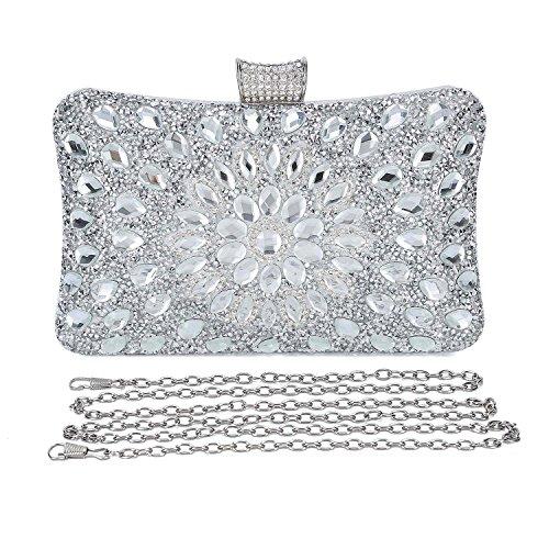 Buy crystal clutch bag