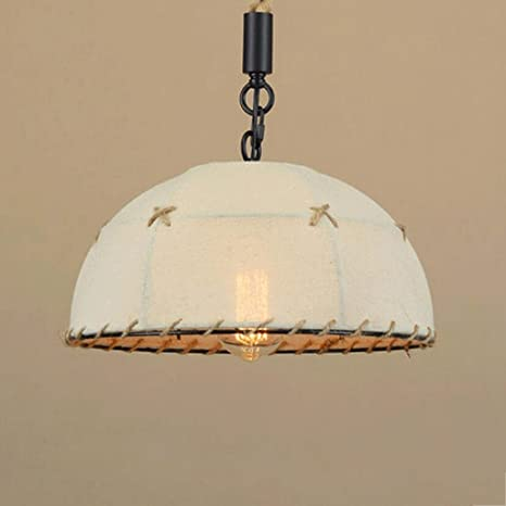 HOMEE Lámpara de araña de techo Loft nórdico Vintage ...