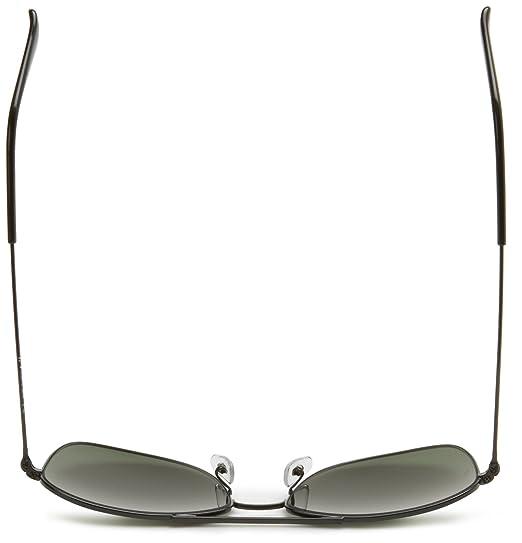 Ray-Ban Gafas de sol Para Hombre RB3477-002: Negro brillante - 59mm: Amazon.es: Ropa y accesorios