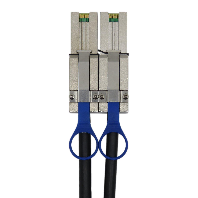 YIWENTEC Mini SAS26P SFF-8088 a SFF-8088 Cable Externo SCSI 8088 a 8088 G0201-1M