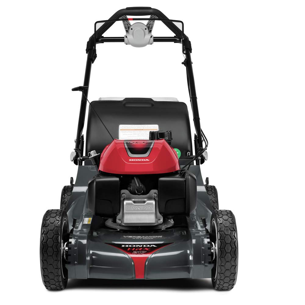 Honda 662300 21 in. GCV200 4-in-1 Versamow System Walk Behind Mower w Clip Director MicroCut Twin Blades