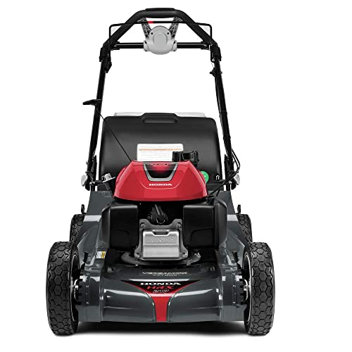 Honda 662300 21 in. GCV200 4-in-1 Versamow System Walk Behind Mower w Clip Director MicroCut Twin Blade