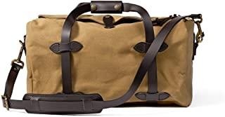product image for Filson Small Duffle Bag, Tan, OS - Brass, 11070220-Tan-OS - 11070220-Tan-OS - Brass