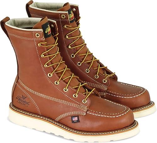 69703a5e378 Thorogood Men's American Heritage 8