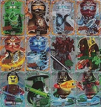 Lego Ninjago 2 (Serie 2) - Cartas Coleccionables Game todos ...