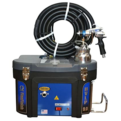 Graco HVLP Turbo Force 9,0 - baja presión de pulverización de pintura