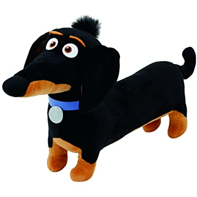 Ty Beanie Babies Secret Life of Pets Buddy The Dachshund Regular Plush: Toys & Games