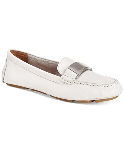 315fc957d14 Image Unavailable. Image not available for. Color  Calvin Klein Womens Lisette  Flats ...