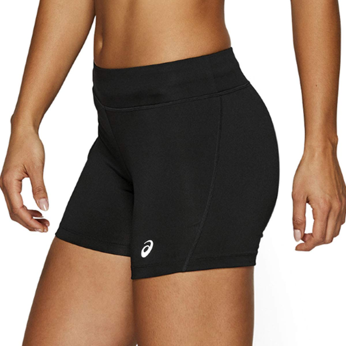ASICS Silver Hot Pants Damen Performance Black 2019 Laufsport Shorts