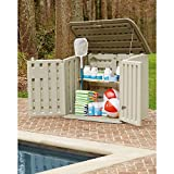 Rubbermaid Outdoor Horizontal Storage
