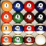 Mesa de billar Juego de bolas de billar, estilo tradicional