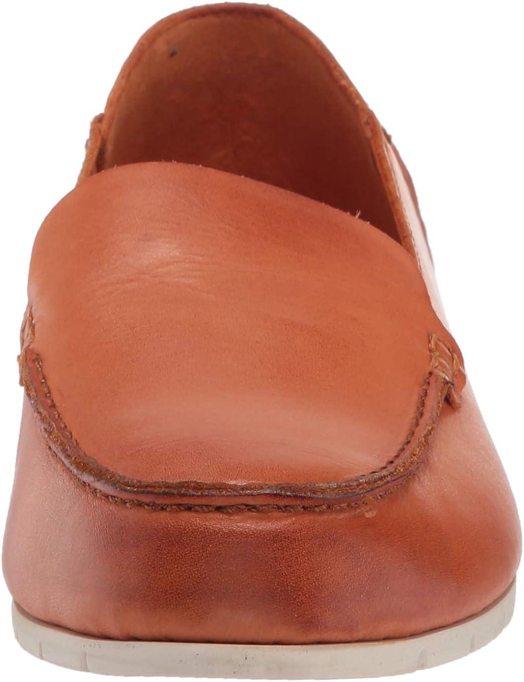 Frye Womens Sedona Venetian Moc Loafer Flat