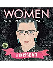 Women Who Rock Our World 2020 Wall Calendar
