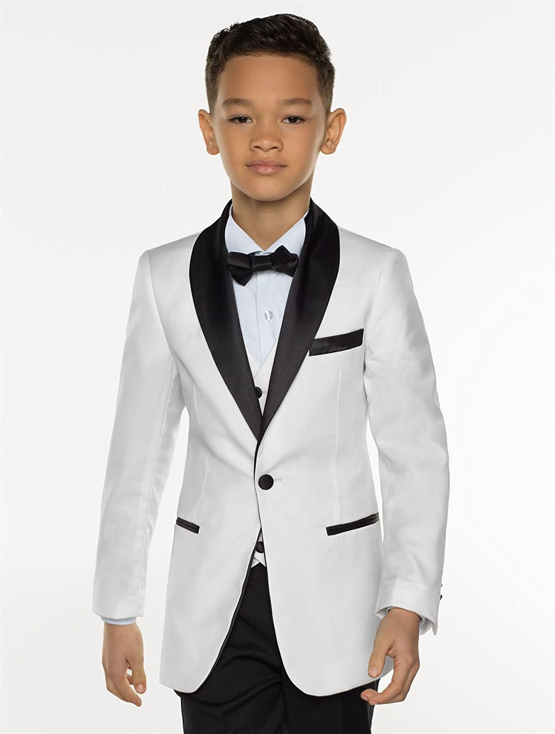 Boys Formal Occasion Wear Set Paisley of London X-Large 20 Porter Slim Fit Tuxedo