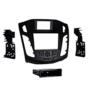 Metra 99-5827B Double/Single DIN Radio Installation Kit for 2012-Up Ford Focus