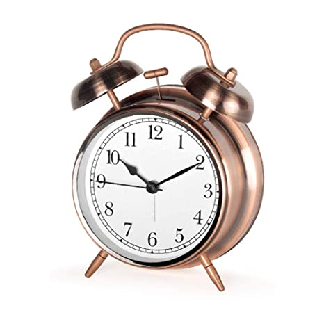Warm Heart Reloj Despertador para Estudiantes, Reloj ...