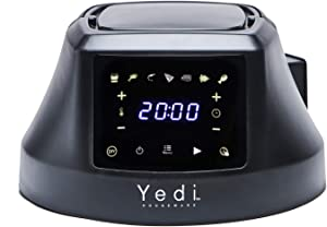 Yedi Capital Air Fryer Lid and Dehydrator, 7 Presets, DIY Function, and Delay Start Function
