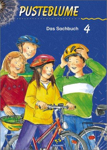 Pusteblume. Das Sachbuch - Ausgabe 2000 für das 2. bis 4. Schuljahr Rheinland-Pfalz: Schülerband 4