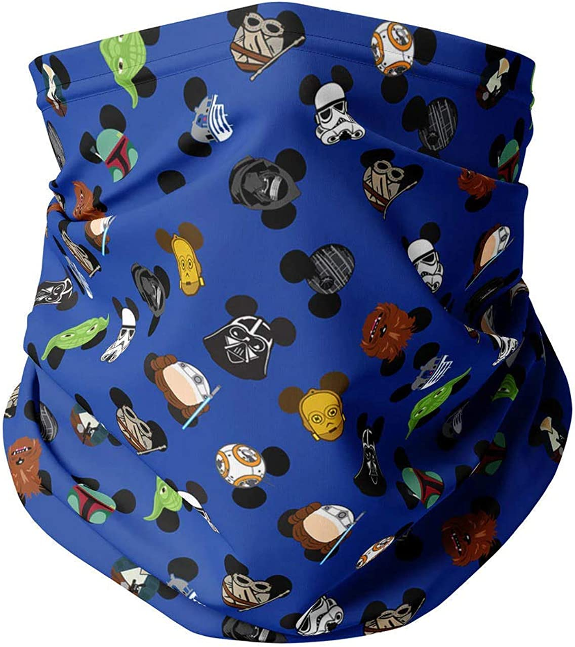 Neck Gaiter Face Covering - Star Wars Mouse Ears