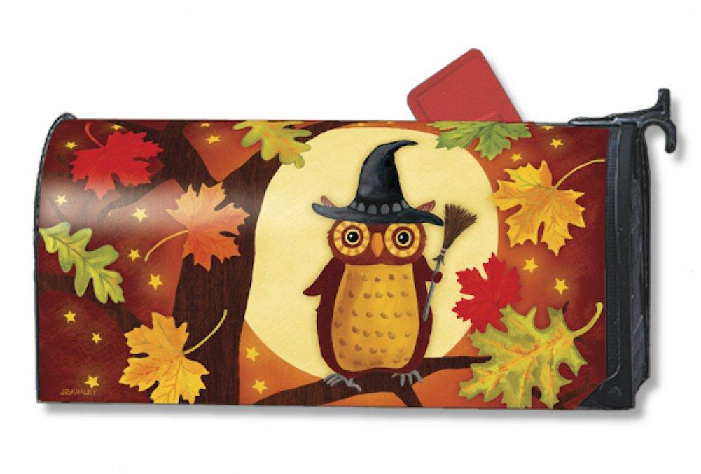 Halloween Chouette Mailwraps pour boî te aux lettres 02770
