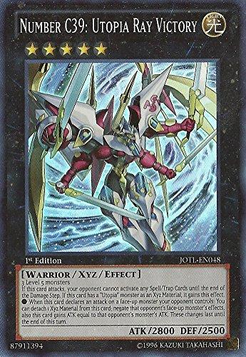 yugioh cards number 39 utopia - 6
