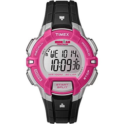 c54e2f7aff08 Timex Ironman T5K811 - Reloj de cuarzo para mujer