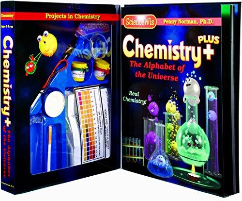 Science Wiz - Chemistry Plus Experiment Kit