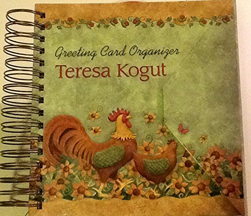 Greeting Card Organizer ~ Teresa...