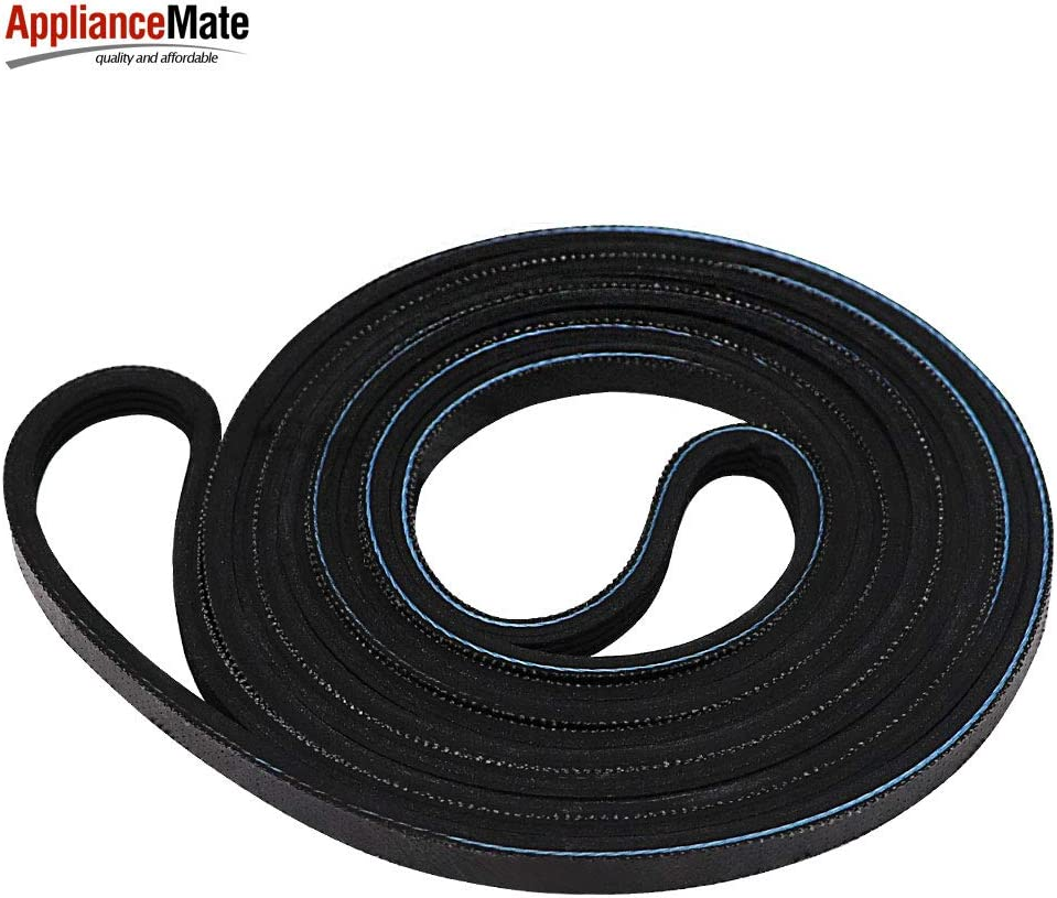 Appliancemate 8066065 341241 Dryer Drum Belt Compatible With Whirlpool&Kenmore