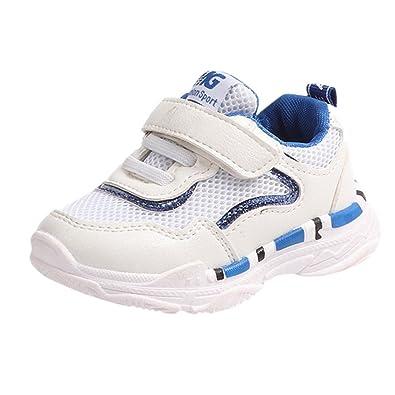super populaire cbc9f 5c07b Posional Mode Basket Chaussures de Sport, Toddler BéBés ...